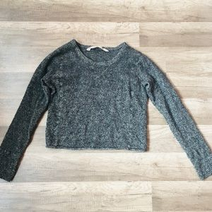 Athleta Cashmere Pave Dima Crewneck Sweater